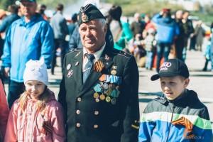 70 лет победе - 9 мая 2015 Чебоксары