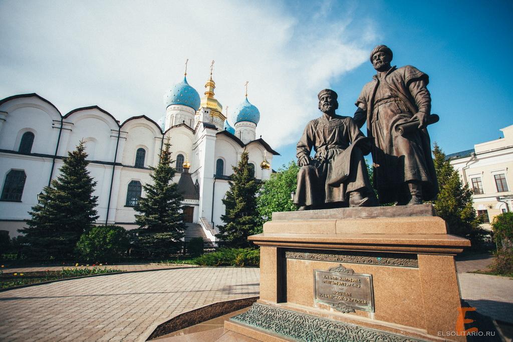 Зодчие Казанского кремля